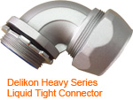 Delikon Heavy Series Liquid Tight Conduit Fittings