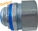 Delikon G, ISO 228-1, PG, Metric, and NPT Thread Liquid Tight Insulated Connectors